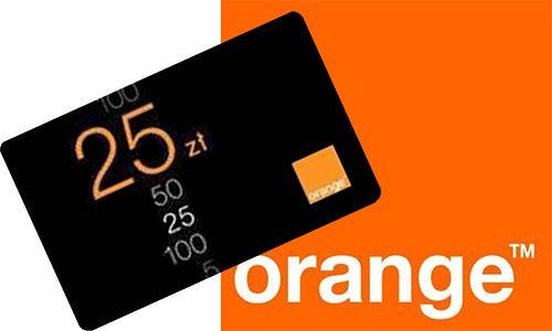 orange promocja doladowan