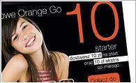 Orange GO 10