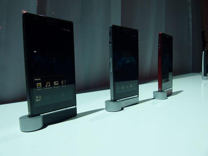 Sony Xperia P | fot. wł.
