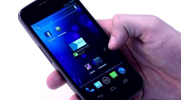 Samsung Galaxy Nexus | fot. wł.