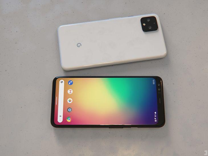 Prawdopodobnie tak będzie wyglądał Pixel 4 XL