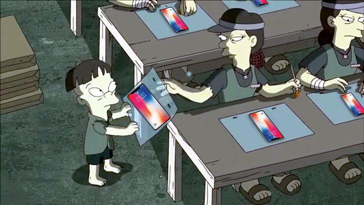 """Zmodyfikowana czołówka serialu """"The Simpsons"""""""