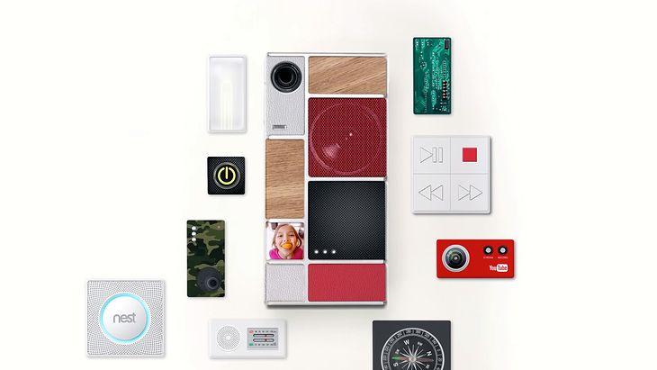 Ara - projekt modułowego smartfona rozwijany początkowo przez Motorolę