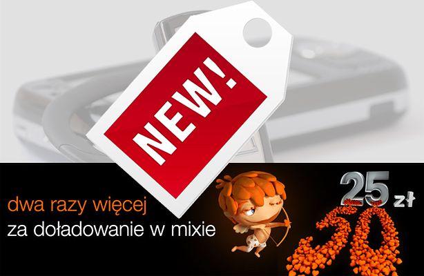 Dwa razy więcej w MIX i prezenty w pre-paid (fot.: sxc.hu, Orange)