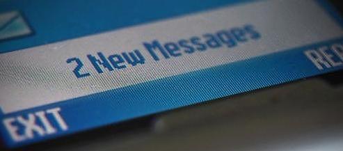 Coraz mniej miejsca na SMS-y.