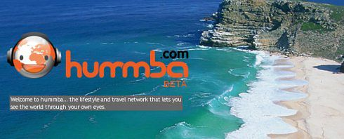 Hummba - mobilny serwis społecznościowy dla podróżujących.