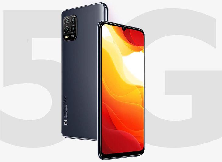 Xiaomi Mi 10 Lite 5G to jeden z najtańszych smartfonów z obsługą sieci nowej generacji