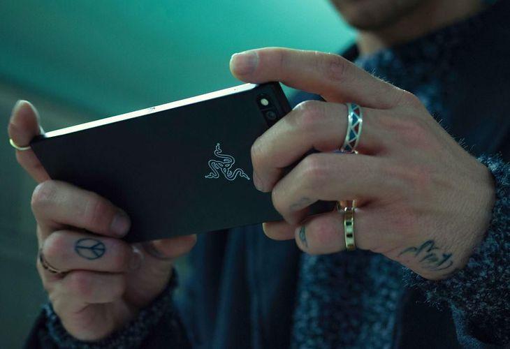 Razer pracuje już nad nowym telefonem
