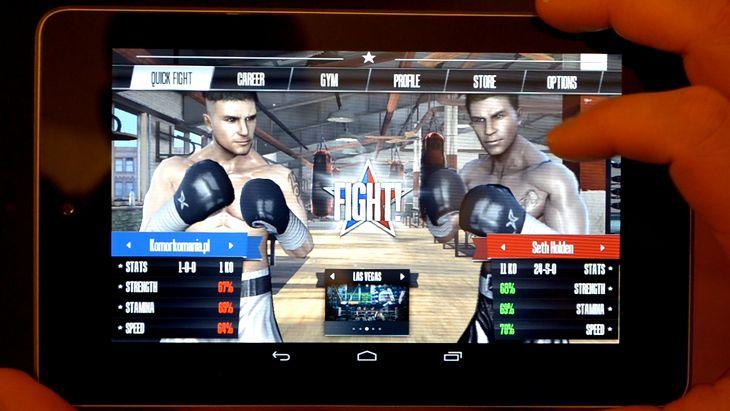 Real Boxing na Androida (fot. wł)
