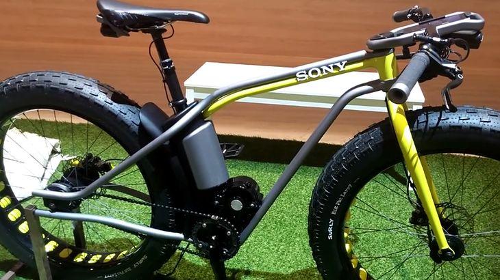 Rower Sony