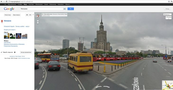 Google Street View | fot. wł.