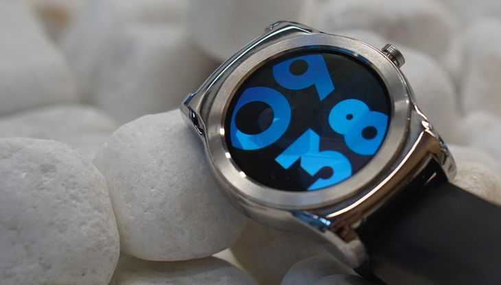LG Watch Urbane z Sailfish OS
