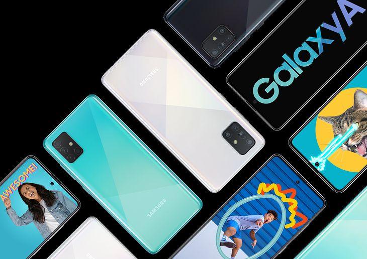 Seria Samsung Galaxy A ma nowych przedstawicieli