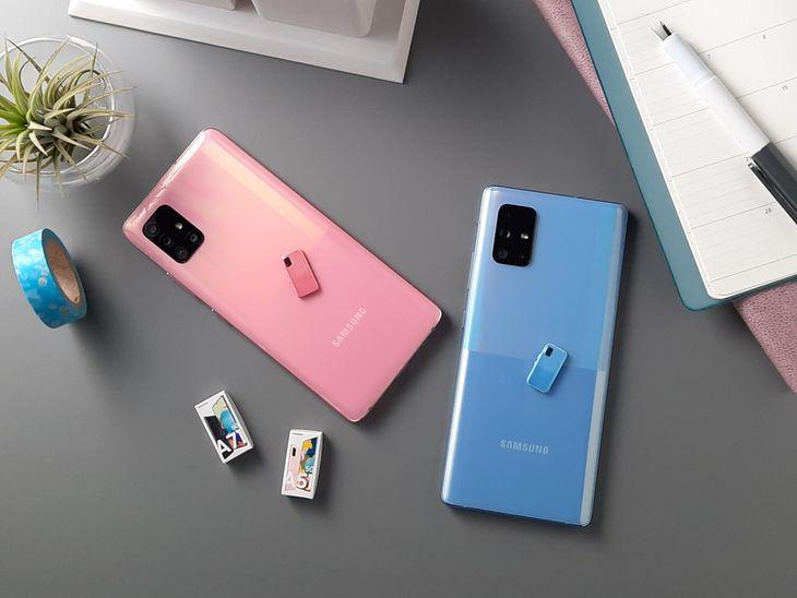 Samsung Galaxy A51 i A71 niedługo odejdą na emeryturę