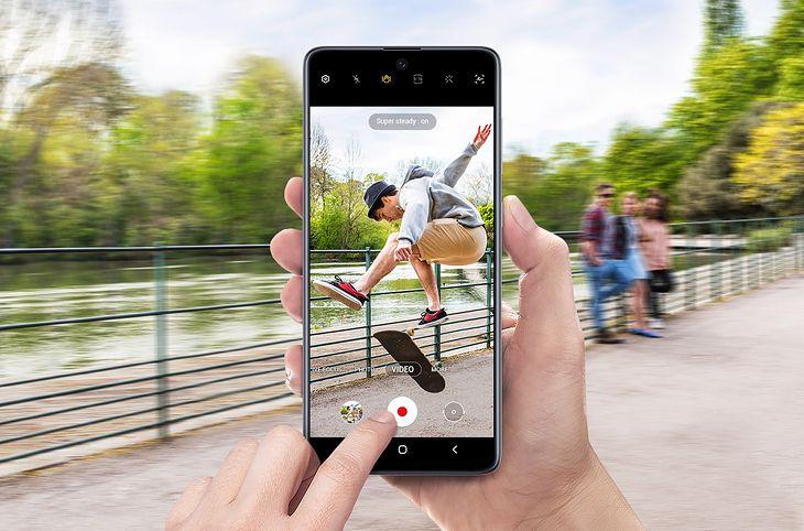 Samsung Galaxy A71 wkrótce doczeka się następcy