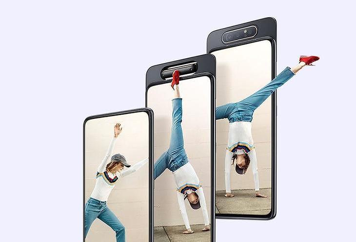 Samsung pracuje nad mocniejszym urządzeniem niż Galaxy A80