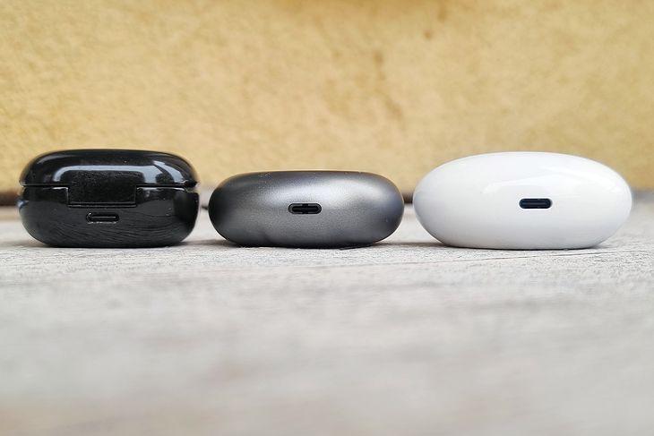 Samsung Galaxy Buds Live, Huawei FreeBuds 4 i FreeBuds 4i