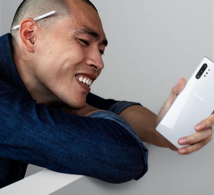 Galaxy Note10 nie ma gniazda słuchawkowego