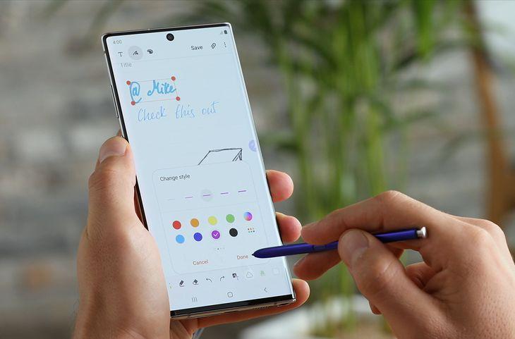 Wielkimi krokami zbliża się premiera następcy Galaxy Note'a 10