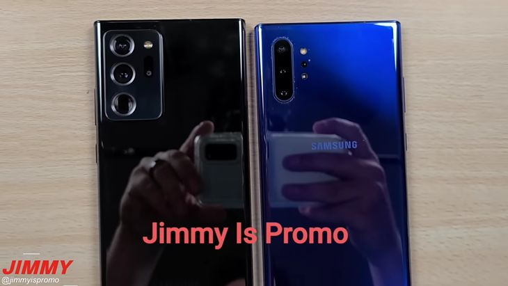 Samsung Galaxy Note 20 Ultra i Note 10+