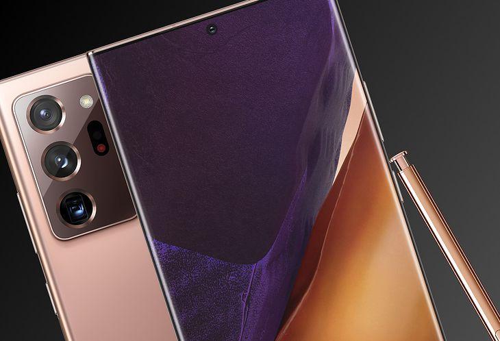 Samsung Galaxy Note 20 Ultra ma mieć jeszcze potężniejszy rysik