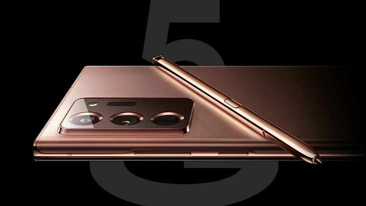 Samsung Galaxy Note 20 Ultra w całej okazałości