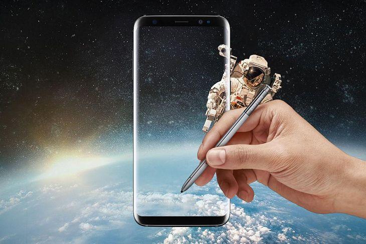 Galaxy Note 8 będzie czymś więcej niż modelem Galaxy S8+ z rysikiem?