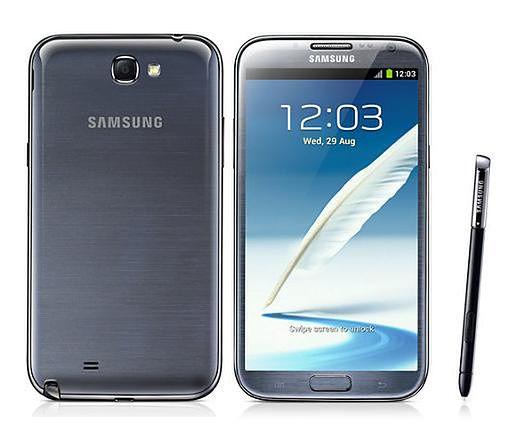 Samsung GALAXY Note II (fot. samsung)