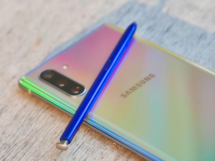 Rysik to potężny atut Galaxy Note'a 10