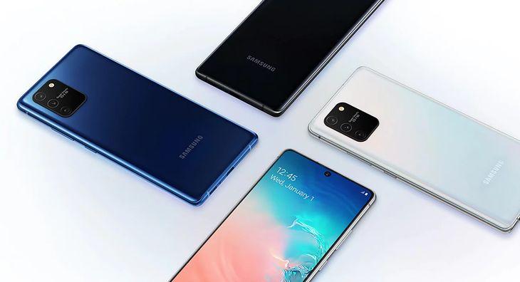 Wreszcie znana jest cena Samsunga Galaxy S10 Lite