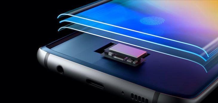 Samsung stosuje ultradźwiękowe czytniki linii papilarnych od czasu Galaxy S10