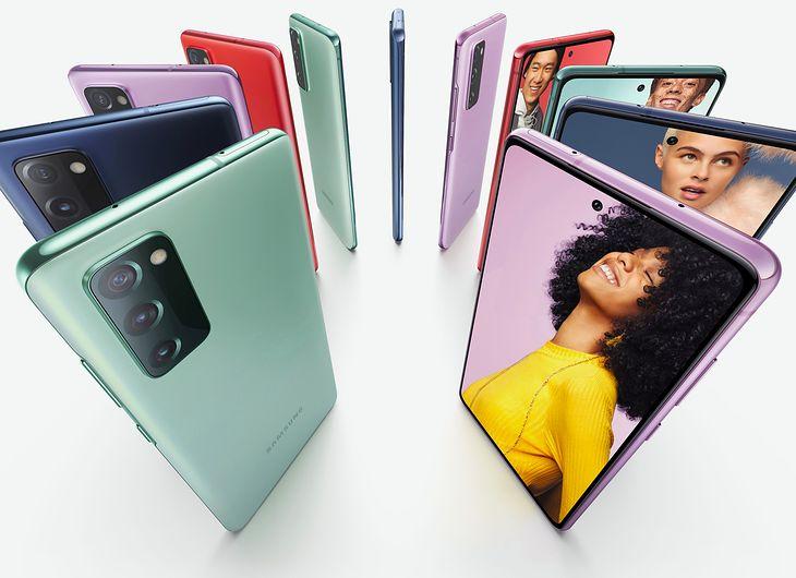 Samsung Galaxy S20 FE to jedna z dużych nadchodzących premier