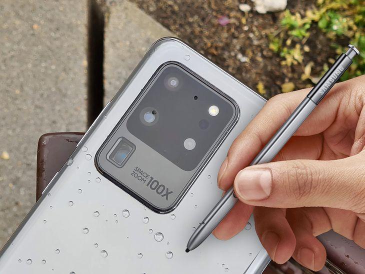 Następca Samsunga Galaxy S20 Ultra może być sprzedawany z rysikiem