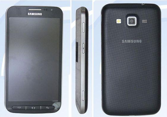 Samsung Galaxy S4 Active mini (fot. gsmarena.com)