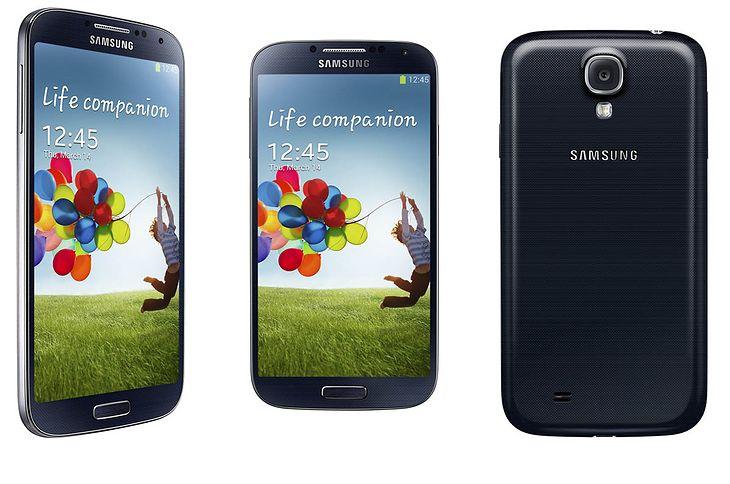 Samsung Galaxy S 4 (fot. Samsung)