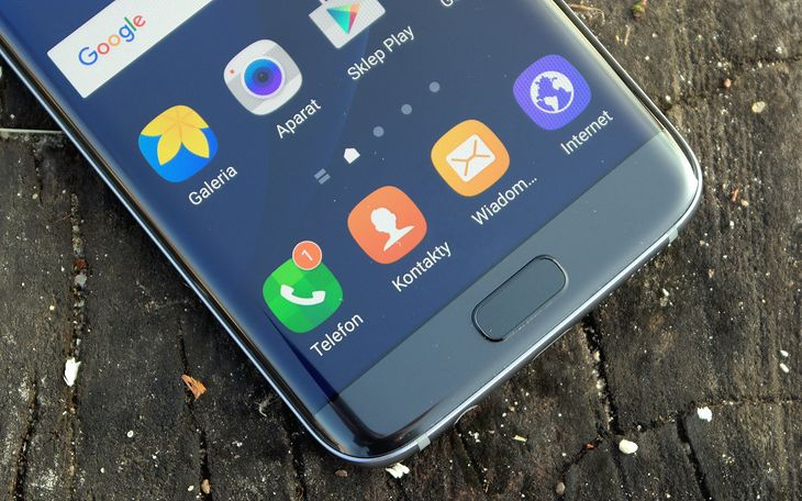 Galaxy S7 z ekranem Super AMOLED
