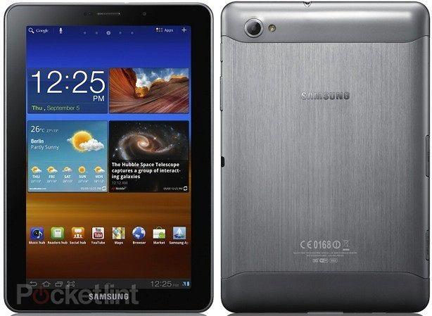 Samsung Galaxy Tab 7.7 (fot. Pocket Lint)