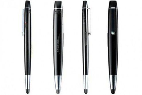 pojemnościowy stylus Samsunga