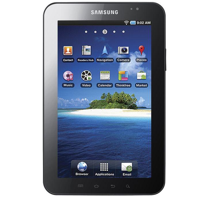 Samsung Galaxy Tab WiFi