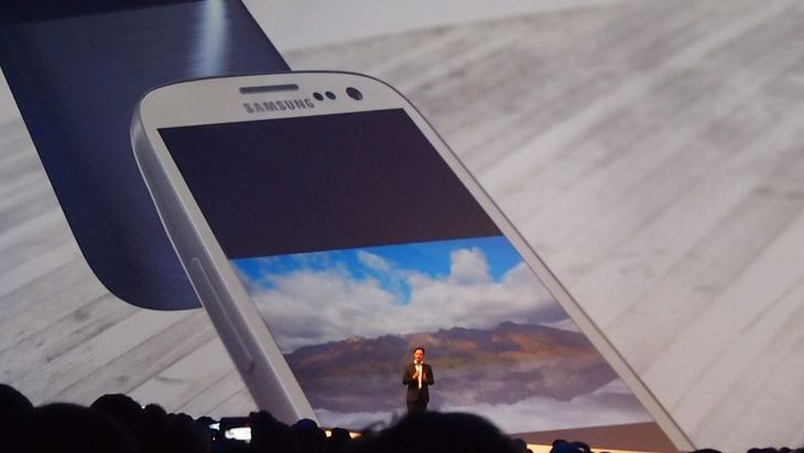 Samsung Unpacked 2012 (fot wł)