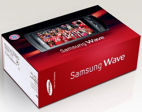 Samsung Wave S8500 Bayern Munchen Edition