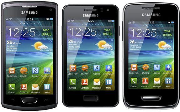 Samsung Wave 3 M Y