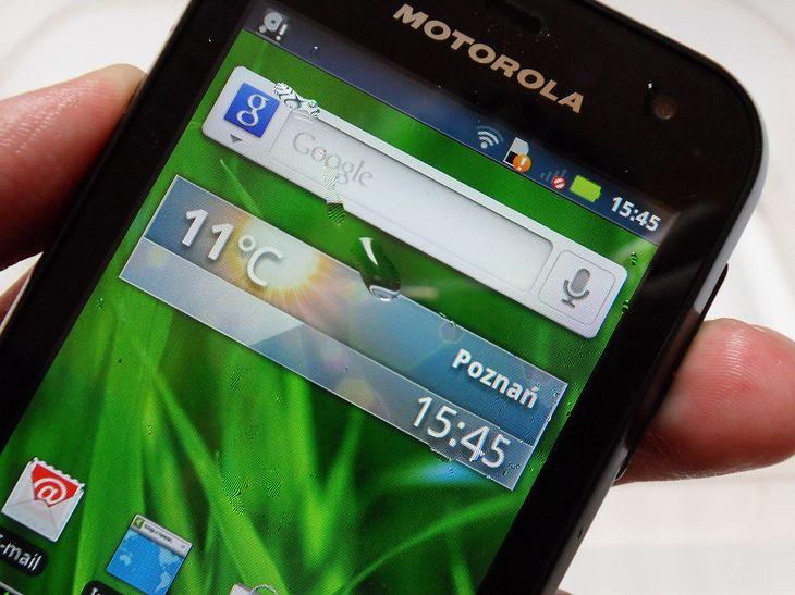 Motorola Defy Mini (fot. wł)