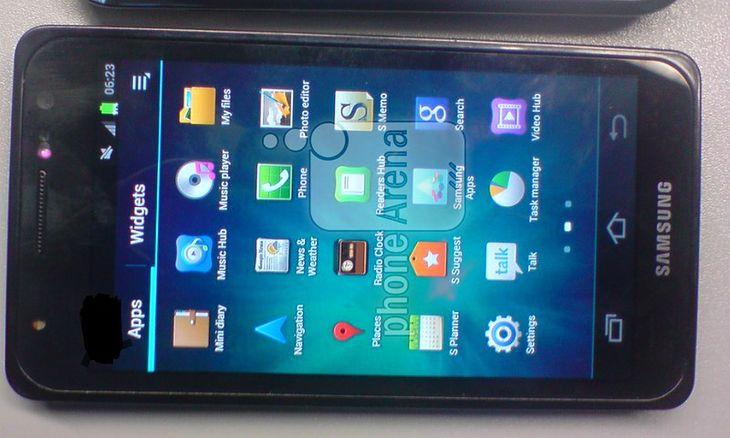 Kolejny rzekomy Galaxy S III (fot. Phone Arena)