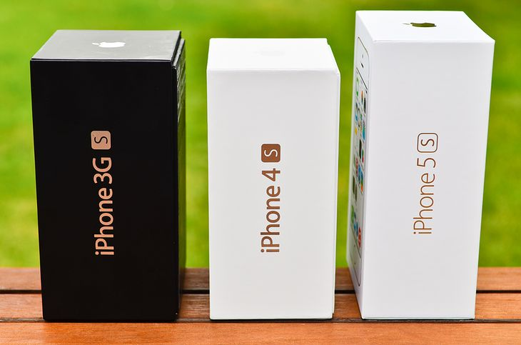Kolejne generacje iPhone