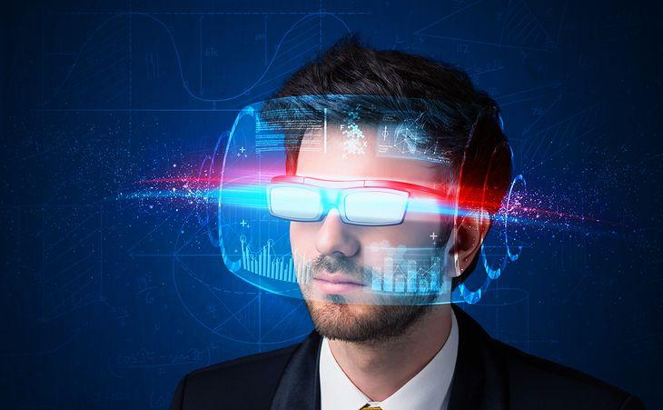 Koncept okularów przyszłości