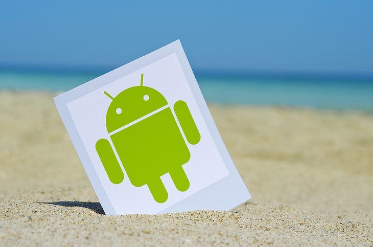 Android górą