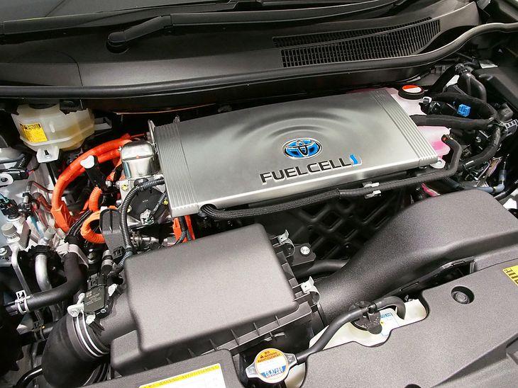 Toyota i ogniwo paliwowe