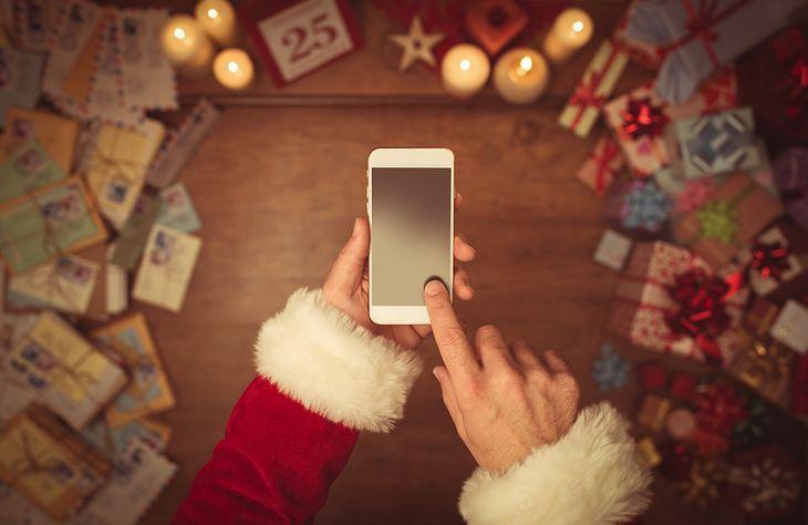 Smartfon na prezent