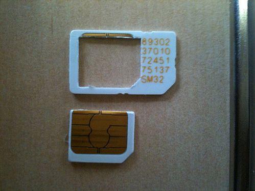 MicroSIM ma jednak zbyt duże wymiary (fot. na lic. CC/Flickr/abundantc)